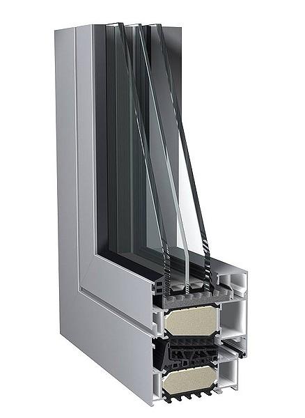 Profil pro hliníková okna
